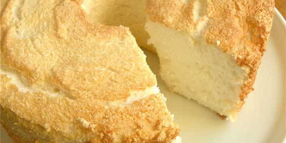 Angel Food Cake Contest