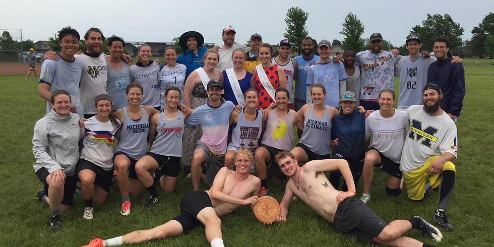 2021 Ultimate Frisbee Tournament