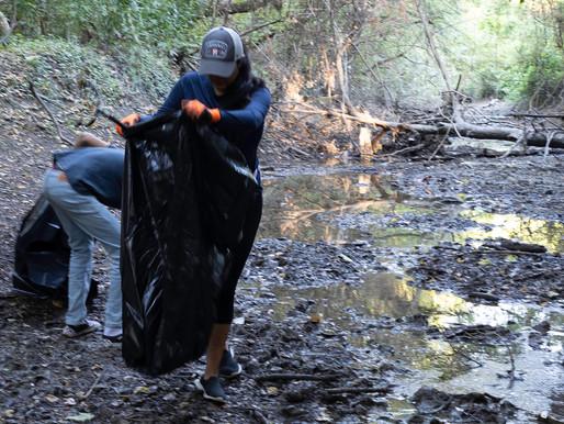 RASA Volunteers Clean the Headwaters