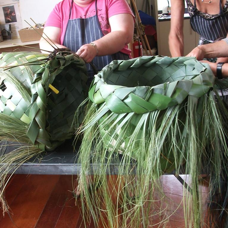 Harakeke Weaving Workshop - Term 3 2021