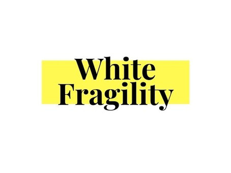 White fragility and its opposite: being fragile