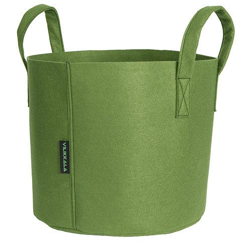 VILIKKALA Home Bag - Eco Friendly green felt bag ( 7.93 gal )