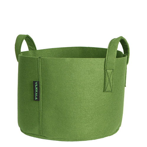 VILIKKALA Home Bag - Eco Friendly green felt bag ( 6.08 gal )