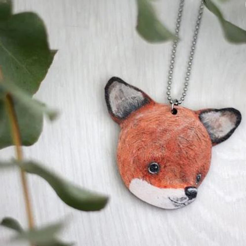 Nenni&Friends Fox necklace