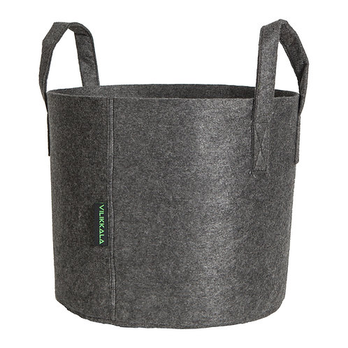 VILIKKALA Home Bag - Eco Friendly graphite felt bag ( 7.93 gal )