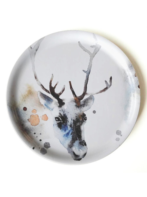 Ester Visual Small REINDEER Tray