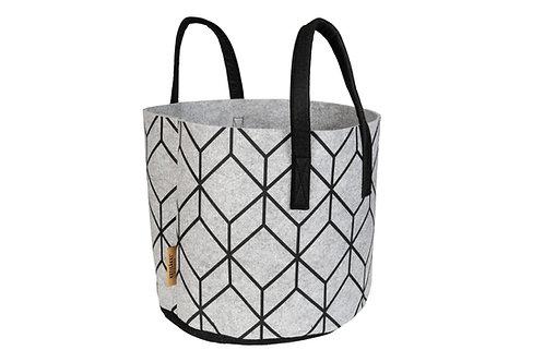 VILIKKALA- Eco Friendly ESCHER Felt Bag (7.93 gal)