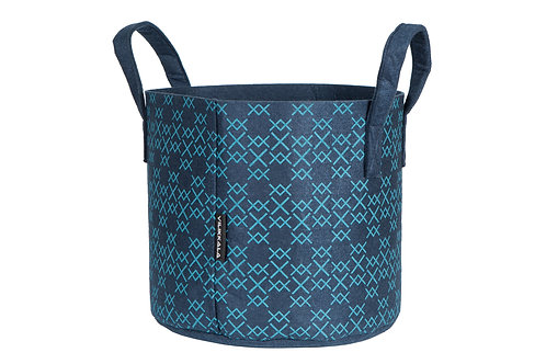 VILIKKALA- Eco Friendly Royal Blue Felt Bag (7.93 gal)