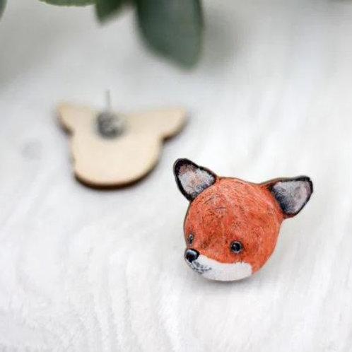 NENNI&FRIENDS Fox earrings