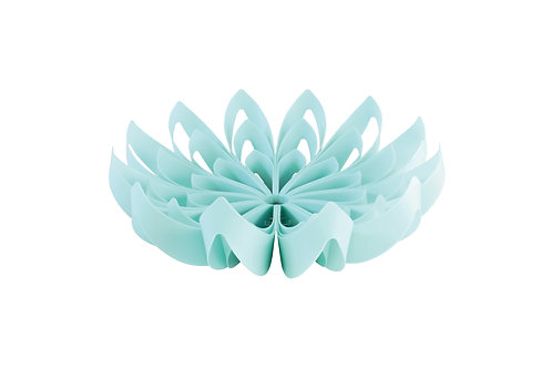 BE&LIV large Petals Fruit Bowl turquoise