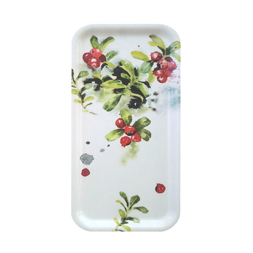 Ester Visual LINGONBERRY Tray small