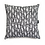 Thumbnail: Design Palet BARK Pillow Cover white/black