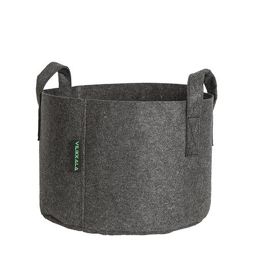 VILIKKALA Home Bag - Eco Friendly graphite felt basket ( 6.08 gal )