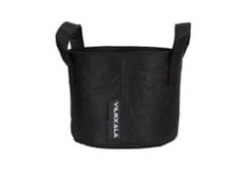 VILIKKALA Home Bag - Eco Friendly black felt basket (0.79 gal)