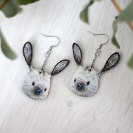 NENNI&FRIENDS Bunny earrings