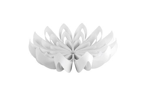 BE&LIV large Petals Fruit Bowl white