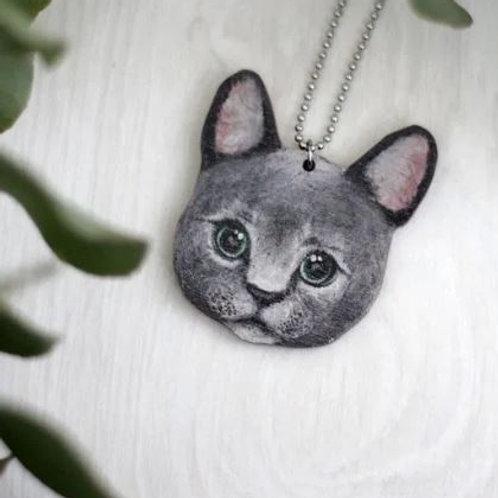 Nenni&Friends Cat necklace