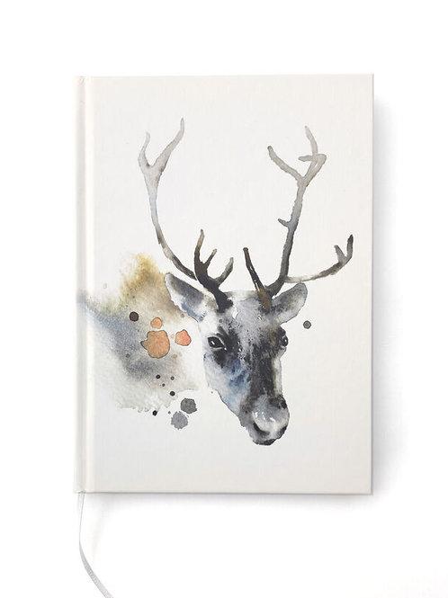 Ester Visual Reindeer hardcover notebook
