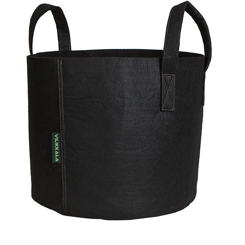 VILIKKALA Home Bag - Eco Friendly black felt bag ( 7.93 gal )