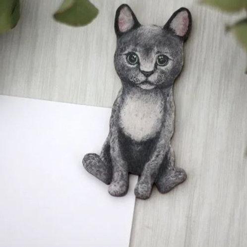 NENNI&FRIENDS Cat refrigerator magnet
