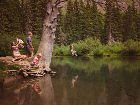 Sample Client Gallery: Family Session