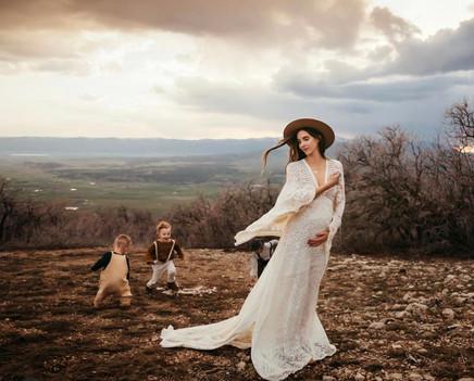 Lethbridge Maternity Photography