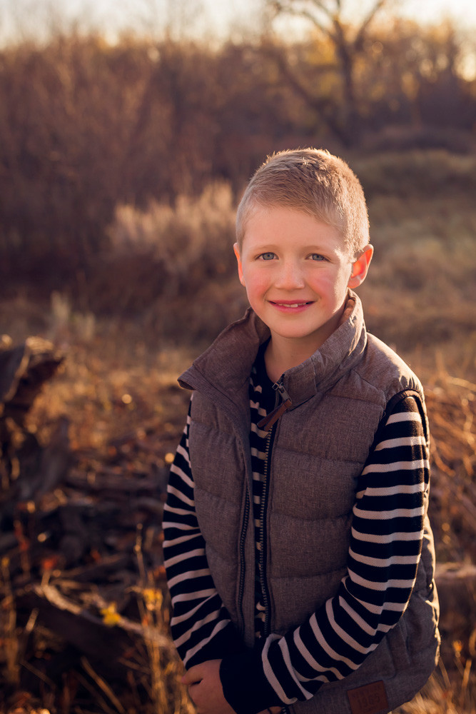 Child photography in Medicine Hat