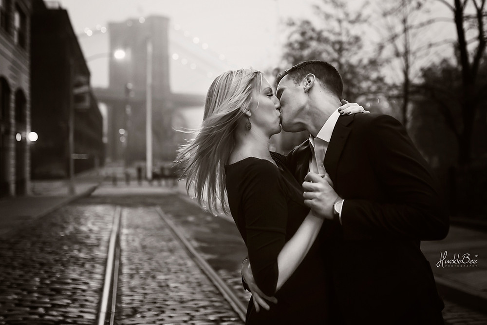 New York City Engagement Session | Engagement Photographer in Medicine Hat