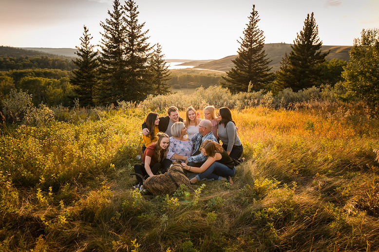 Best family photographer Lethbridge