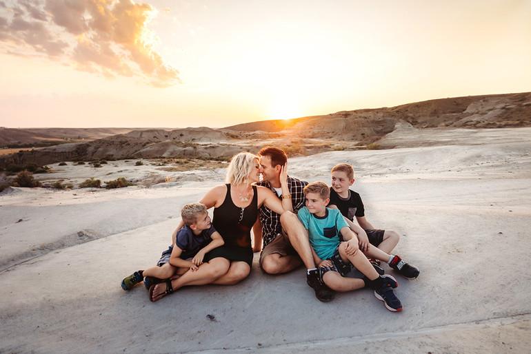Family Photographer in Lethbridge