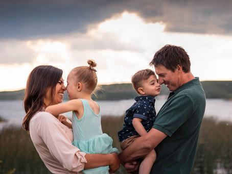 Elkwater Family Photo Session | Lethbridge Photographer