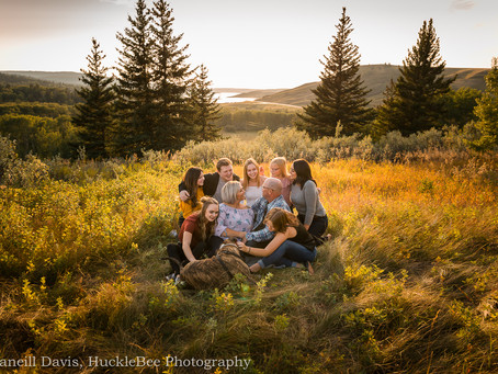 Elkwater Family Photo Session