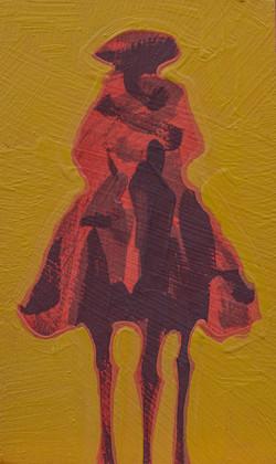 Vaquero Pequeño Yellow