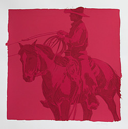 Vaquero Rojado