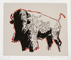 Bison (3rd State)