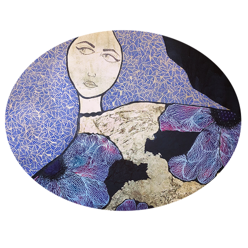 AMELIA - Presentation Plate