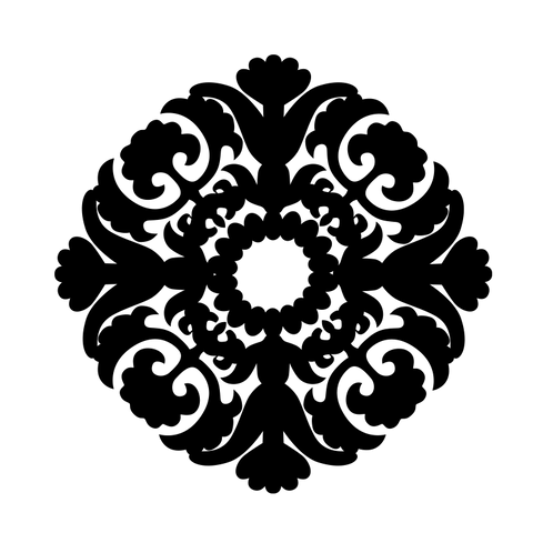 FLOR DEL AVILA Presentation Plate