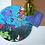 Thumbnail: LIGHT BLUE CHROMOLY Presentation Plate