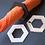 Thumbnail: SWEET MADHUKARA Napkin Rings (Set of 4)