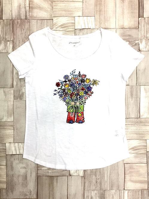 """T-Shirt """"Dankeschön"""""""