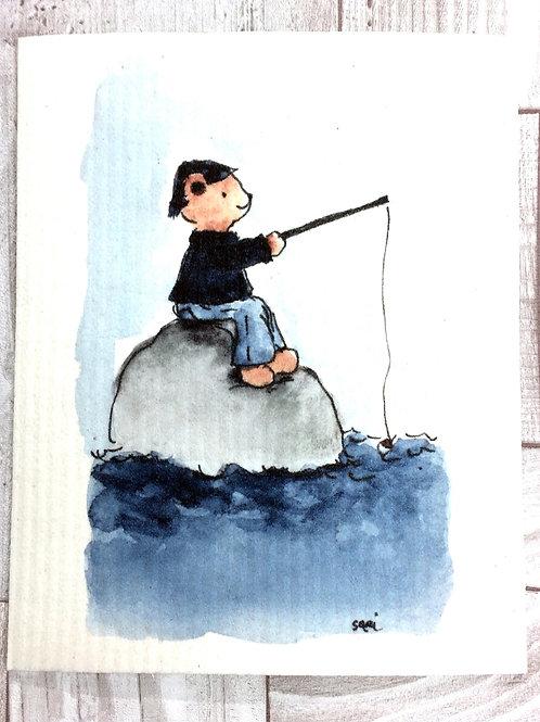 Schwammtuch Seeluft