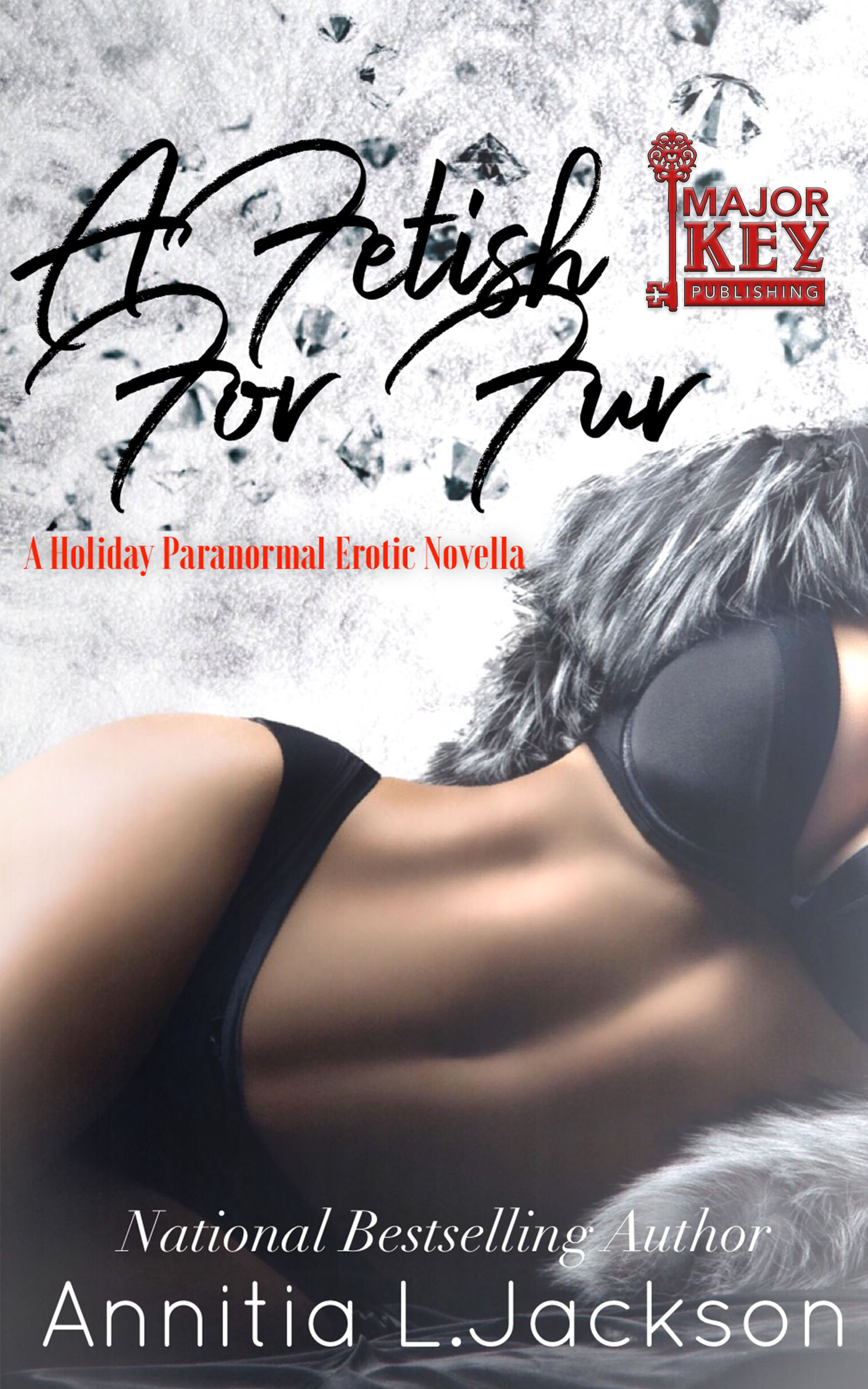 A Fetish for Fur Ebook Cover