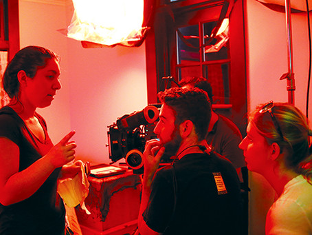 Parish Alum Makes Films That Make a Difference