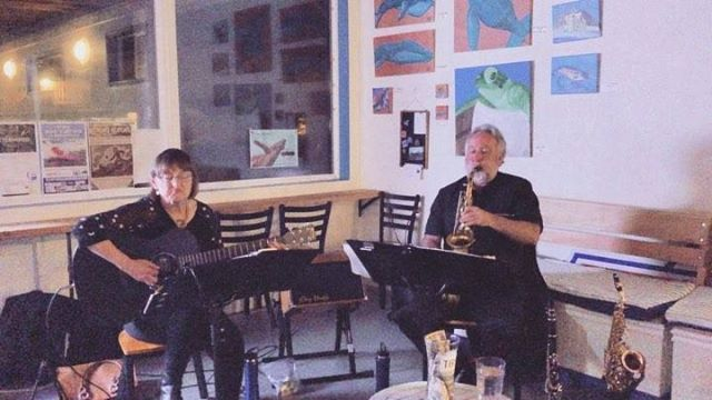 "Blue City Jazz at Pedro Point Brewing ""Black Orpheus"" (2018)"