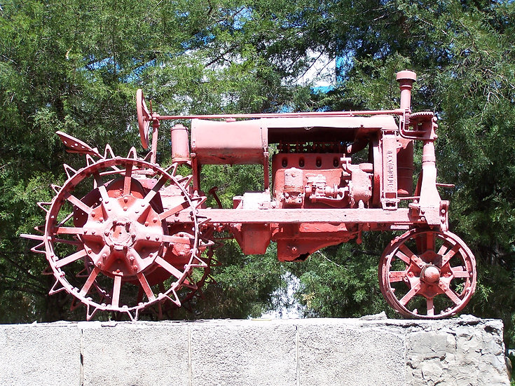 Red Tractor, Kyzyl Tractor