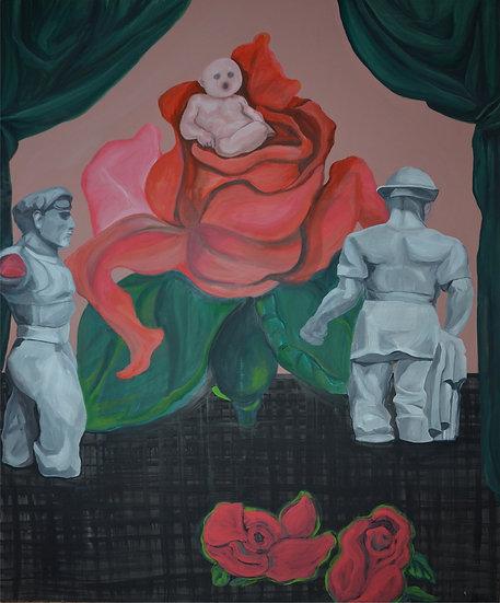 Sistine Frida, Bakhyt Bubikanova