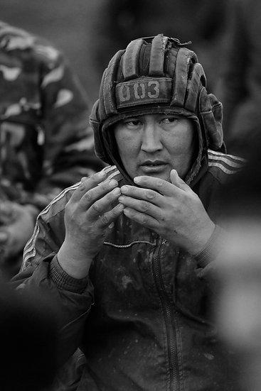 A Pray of a Thousand Riders, Said Atabekov