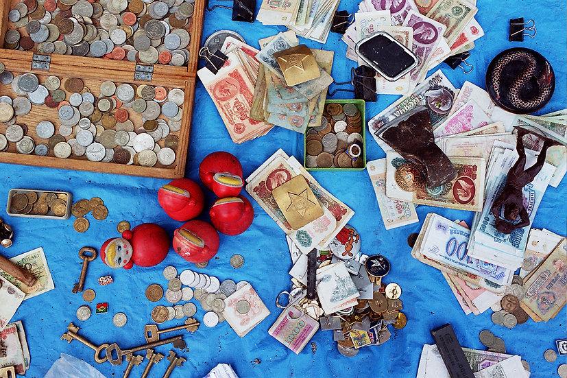 Bazaar, The Vorobyevs
