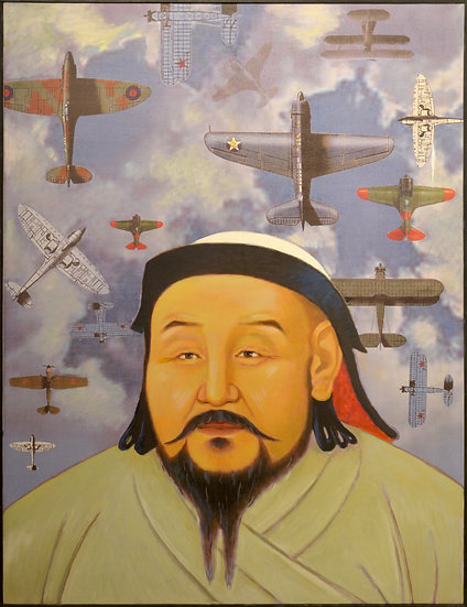 Genghis Khan, Arystanbek Shalbayev