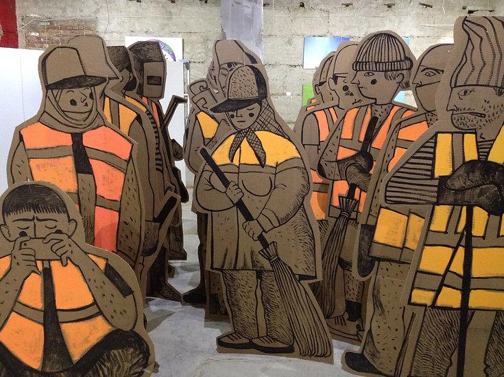 Terracotta Army, Aleksandra Kalacheva